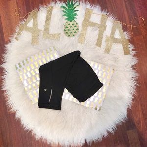 Lululemon Athletica • Size 10 • Black Leggings